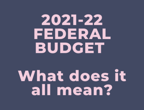 2021-22 Federal Budget – what does it mean for home buyers?